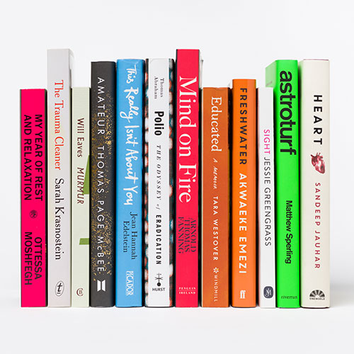 Wellcome Book Prize Longlist 2019