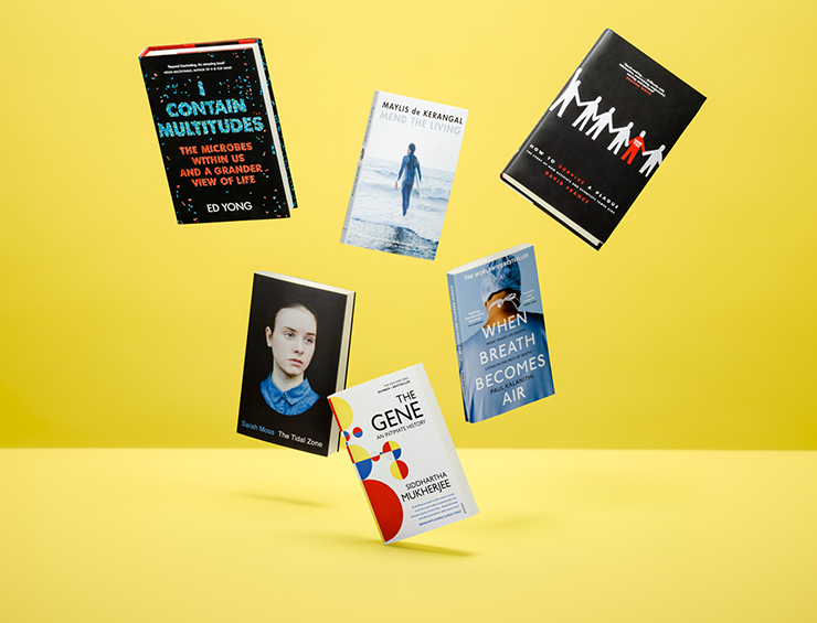 2017 shortlisted books