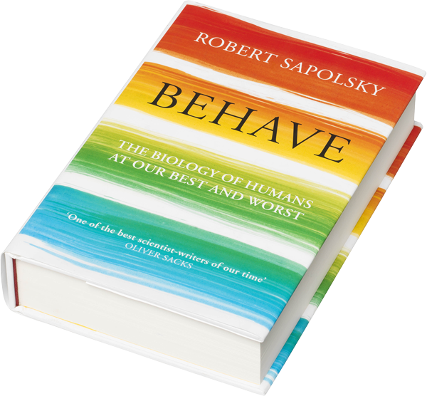 Behave   Wellcome Book Prize