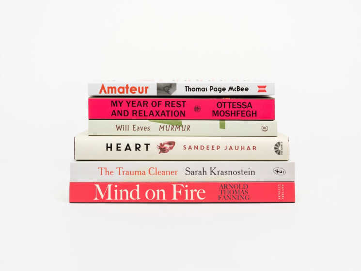 Wellcome Book Prize Shortlist 2019