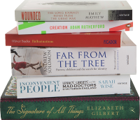 2014 shortlisted books