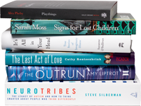 2016 shortlisted books